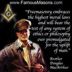 Famous Mason Quote